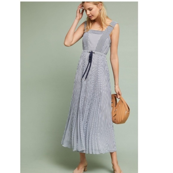 e2c9e5c6990d3 Anthropologie Dresses | Darcy Striped Dress New | Poshmark